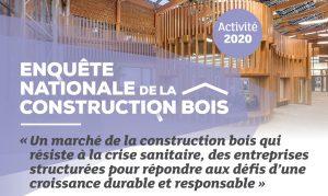 Enquête Nationale Construction Bois 2020